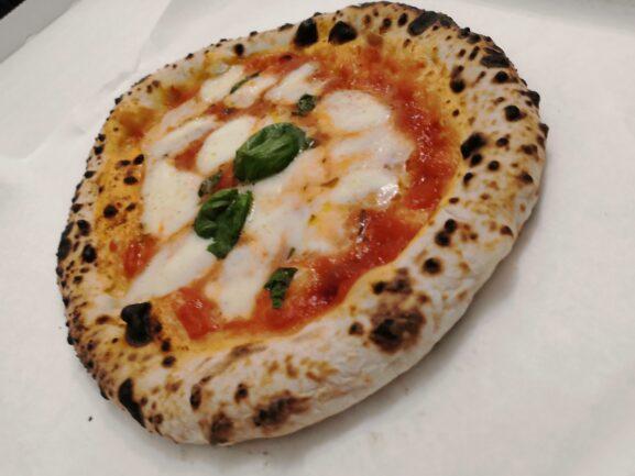 pizza napolitaine bufala